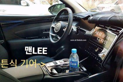 """Hyundai Santa Fe mới tiếp tục """"lộ hàng"""" – Bản nâng cấp đáng giá"""